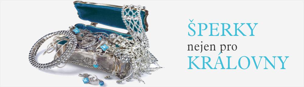 Šperky nejen pro kralovny
